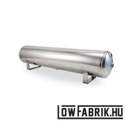 Air Lift 12955 - 4 Gallon polírozott alumínium tartály