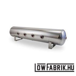 Air Lift 12957 - 4 Gallon polírozott alumínium tartály