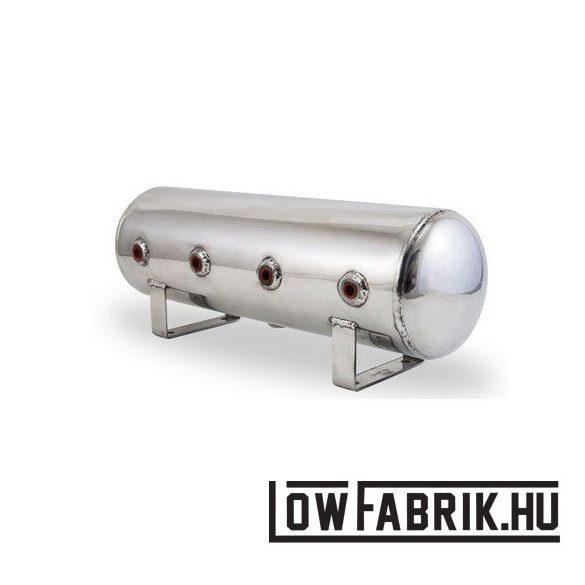 Air Lift 12958 - 2.5 Gallon polírozott alumínium tartály