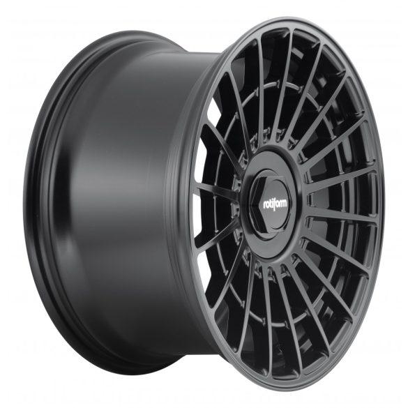 Rotiform LAS-R 8.5x18 ET45 Fekete