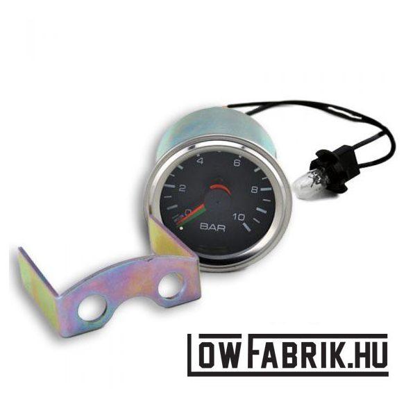 FAHRWairK - analóg dupla nyomásmérő 0-10 bar