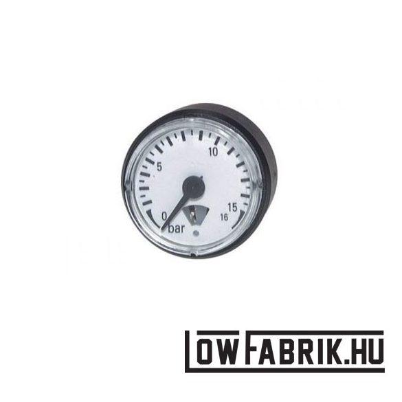 Mini Nyomásmérő órá 0-16 bar
